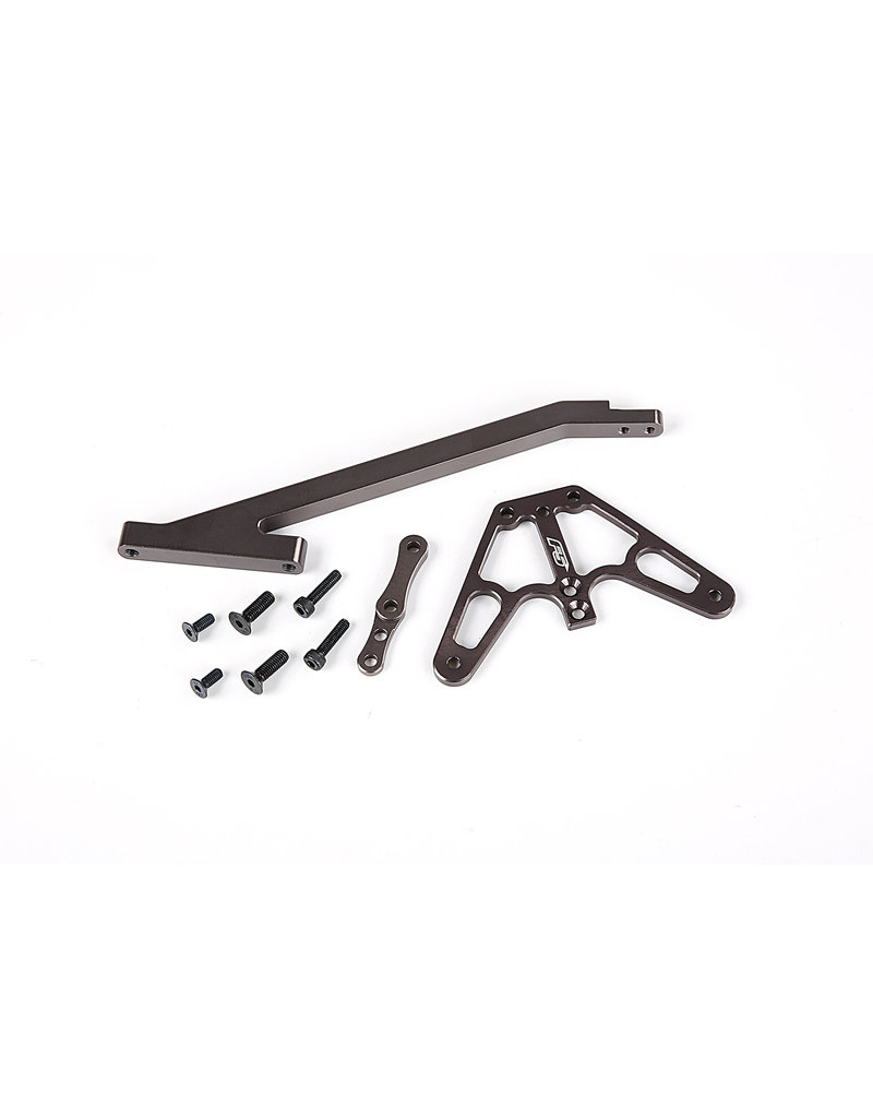 Rovan F5 CNC metal front support kit
