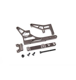 Rovan F5 CNC metal rear support kit