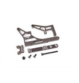 Rovan Sports F5 CNC metal rear support kit