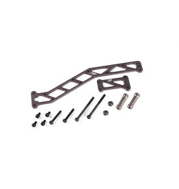 Rovan Sports F5 CNC metal second floor assembly