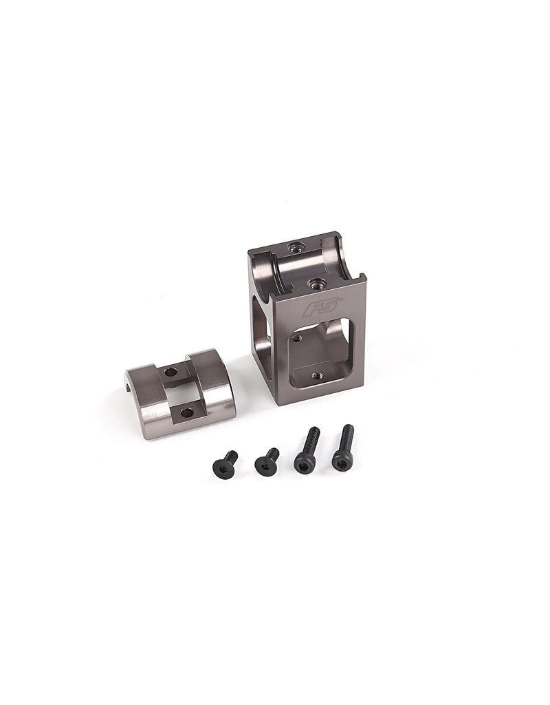 Rovan F5 CNC metal adapter shaft cover kit