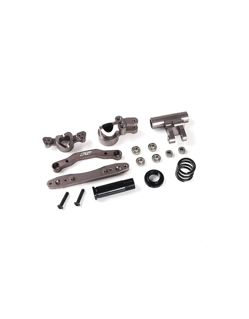 Rovan F5 CNC metal steering assembly kit