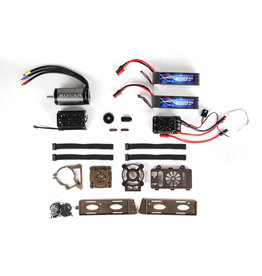 Rovan F5 oil to electric kit 1 complete version