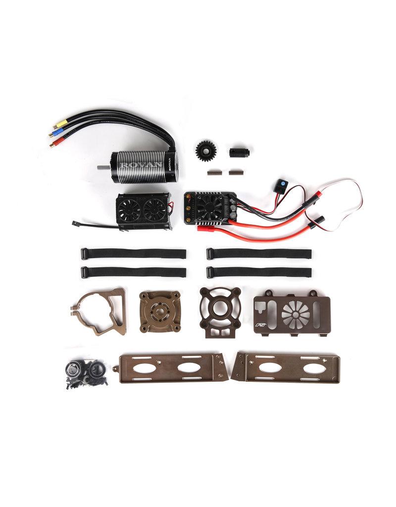 Rovan Sports F5 oil to electric kit 2 standard version