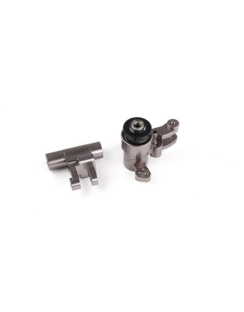 Rovan F5 CNC metal steering gear set