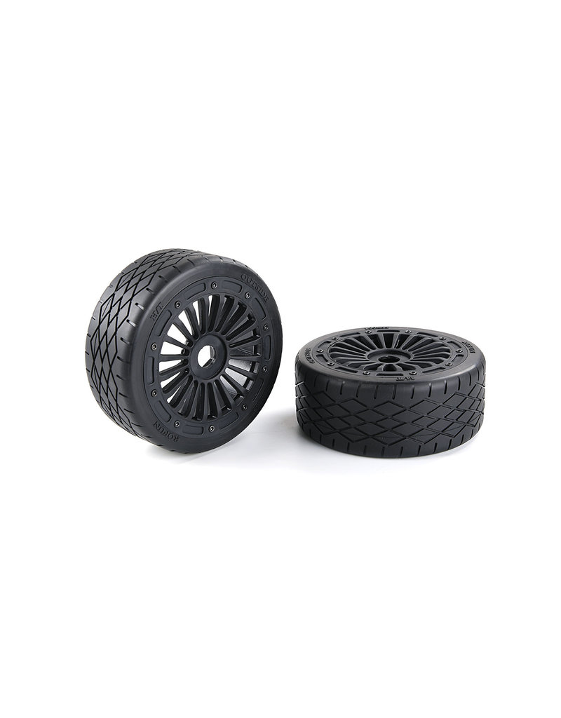 Rovan F5 second generation wheel road tire