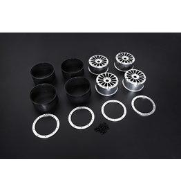 Rovan Sports F5 CNC metal wheel frame kit