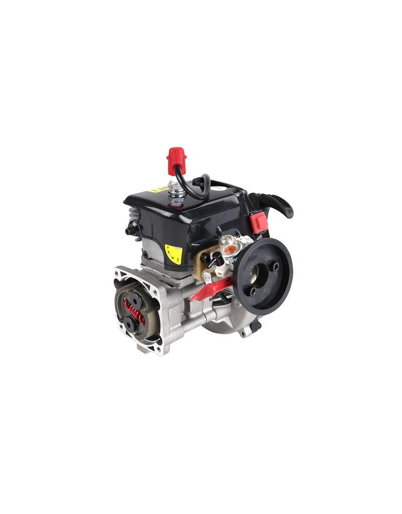 Rovan BAJA 36CC Doppelkolbenring! 4 Schrauben Easy Start Motor (Walbro 1107 Vergaser, NGK Zündkerze)