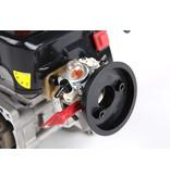 Rovan LT 36CC Doppelkolbenring! 4 Schrauben Easy Start Motor (Walbro 1107 Vergaser, NGK Zündkerze)