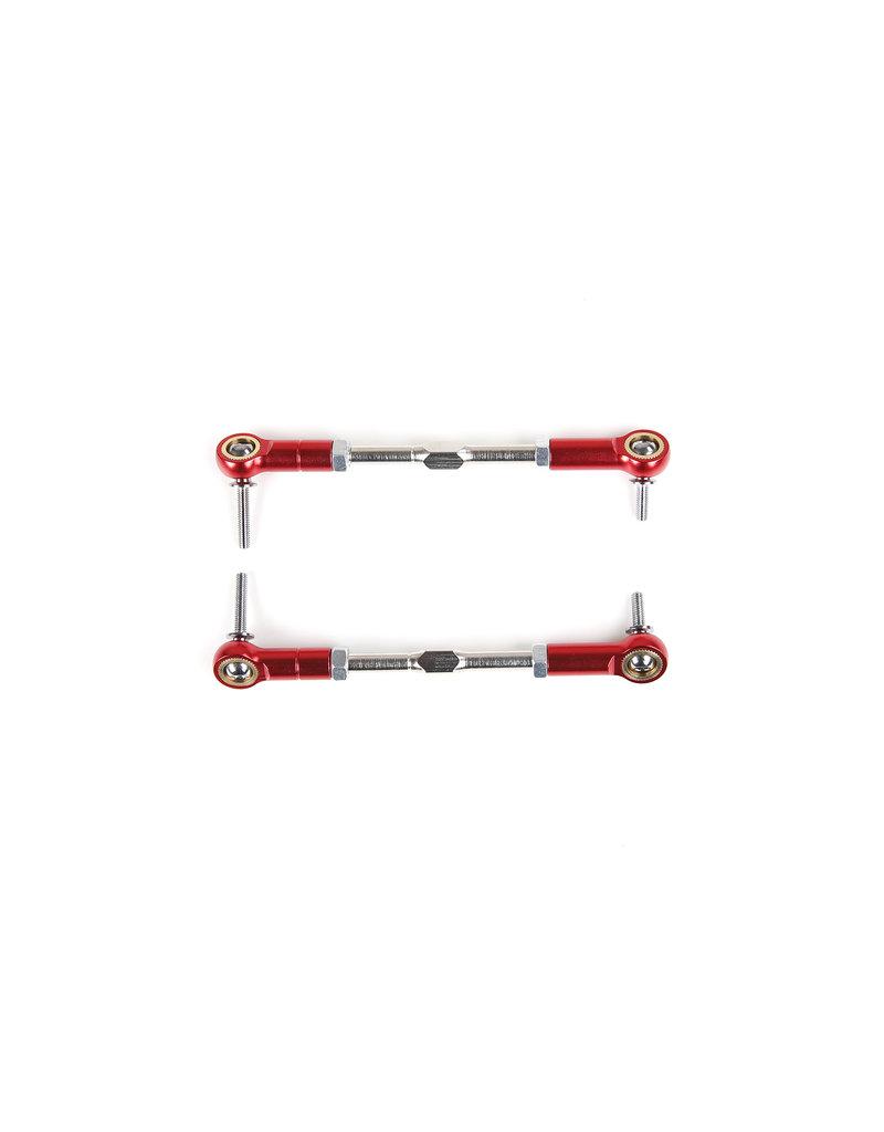 Rovan CNC metalen hendel voor symmetrische besturing