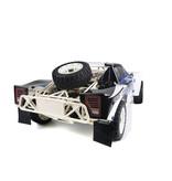 Rovan LT CNC metal spare wheel holder