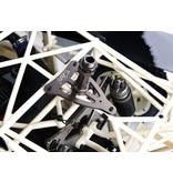 Rovan LT CNC metalen reservewiel houder