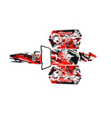 Rovan GT pig Überrollkäfig-Paneele