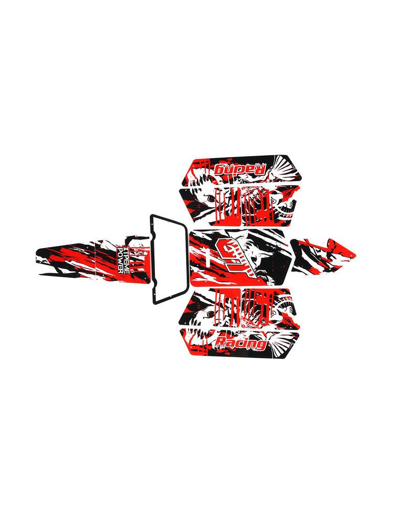 Rovan GT pig rolkooi panelen