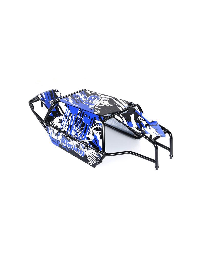 Rovan GT pig rolkooi met panelen