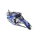 Rovan GT pig roll cage complete with panels, lamps and spare wheel holder
