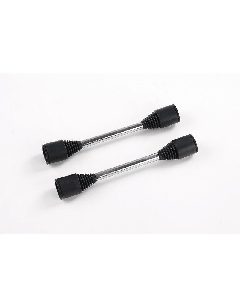 Rovan  BAHA CNC metal extended (9mm per shaft) half shaft / Assen