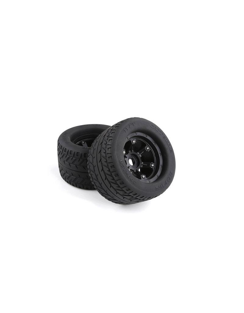Rovan BM5 weg banden wielen set (200x120)