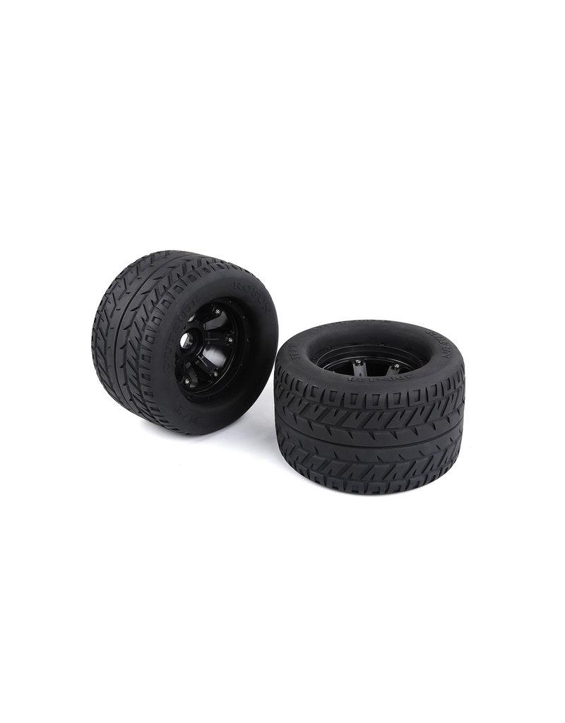 Rovan Sports BM5 weg banden wielen set (200x120)
