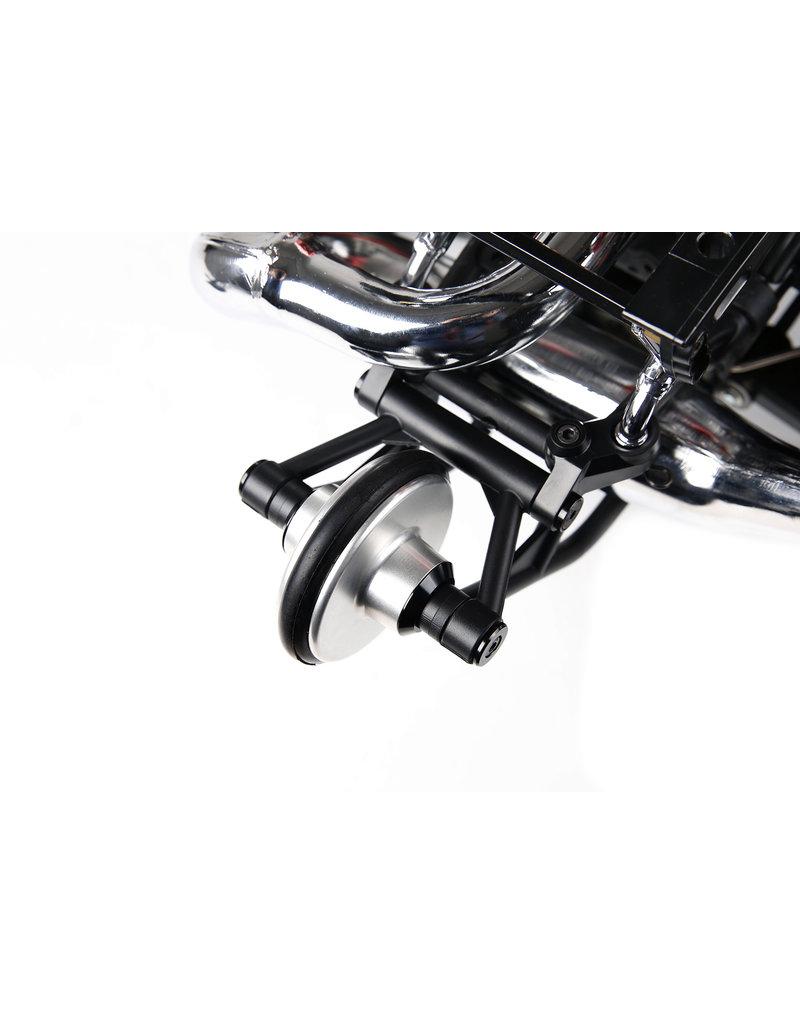 Rovan BAHA Kunststoff Wheelie Bar Kit