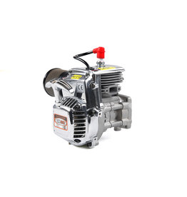 Rovan Rovan 32CC 4 bouts motorblok chrome, easy tot start engine