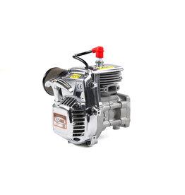 Rovan Rovan 32CC 4 Schrauben Motorblock Chrom, easy tot start engine