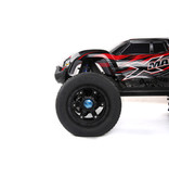 Rovan Traxxas MAX-X Straßenreifen Felgen Set (200x120)