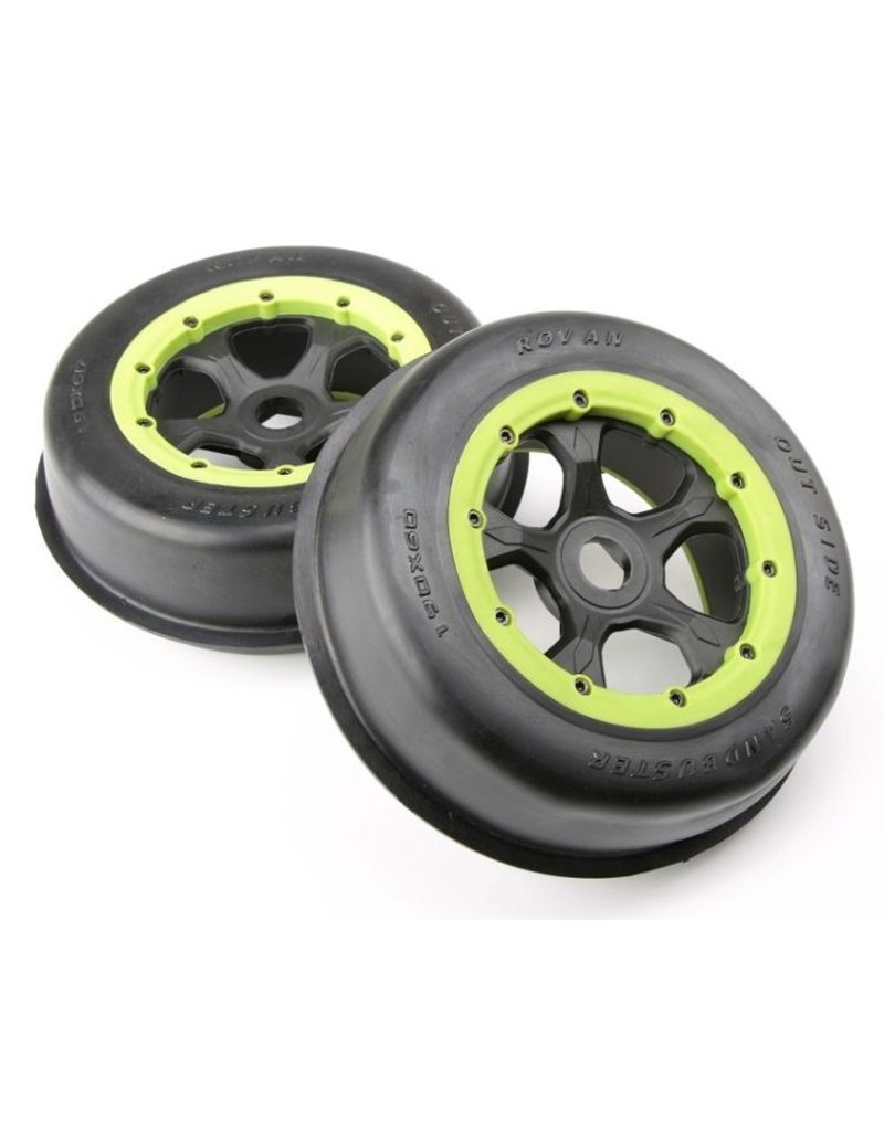 Rovan 5T/5SC Front wheel sand tyre (2pc) Sand Buster