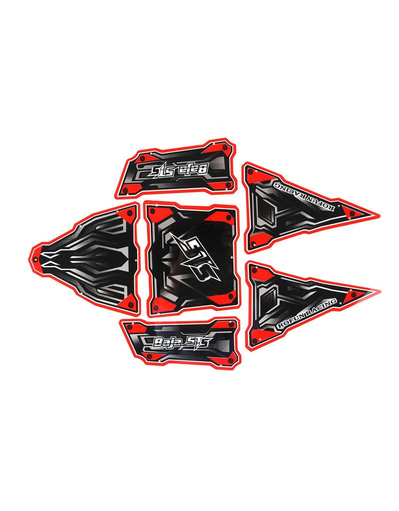 Rovan 5TS pig Überrollkäfig-Paneele