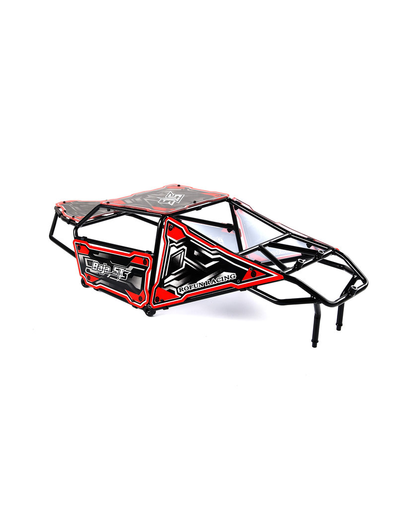 Rovan 5TS metalen rolkooi met panelen