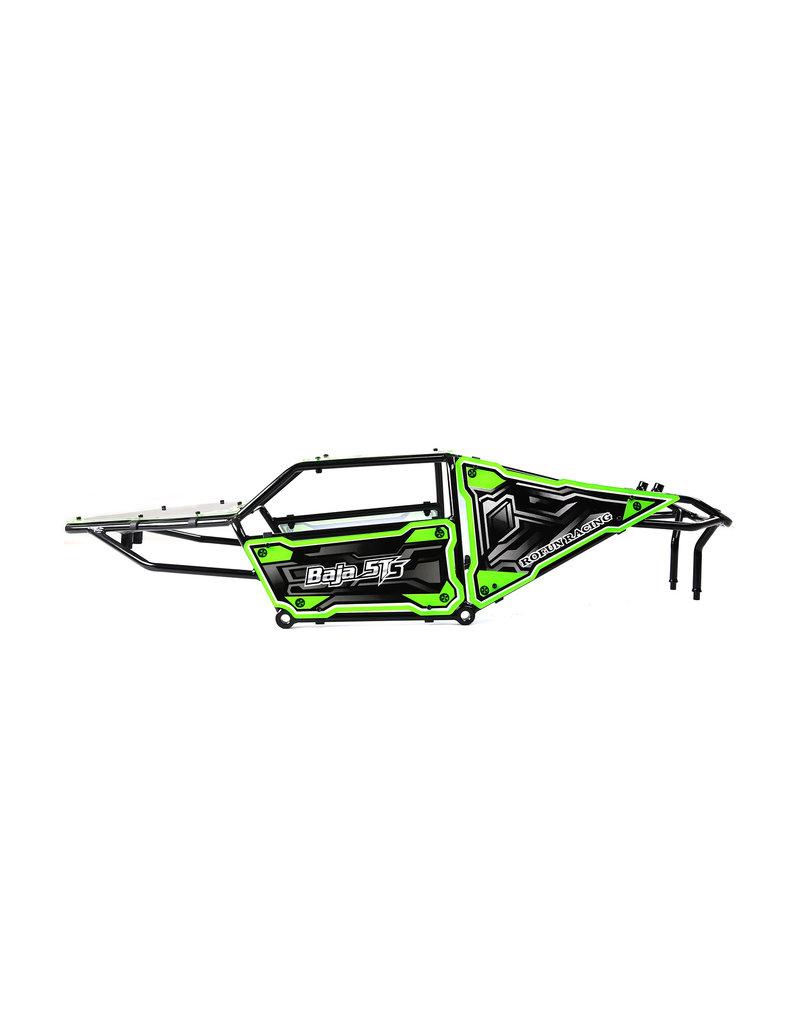 Rovan 5TS Metall Überrollkäfig mit Paneelen