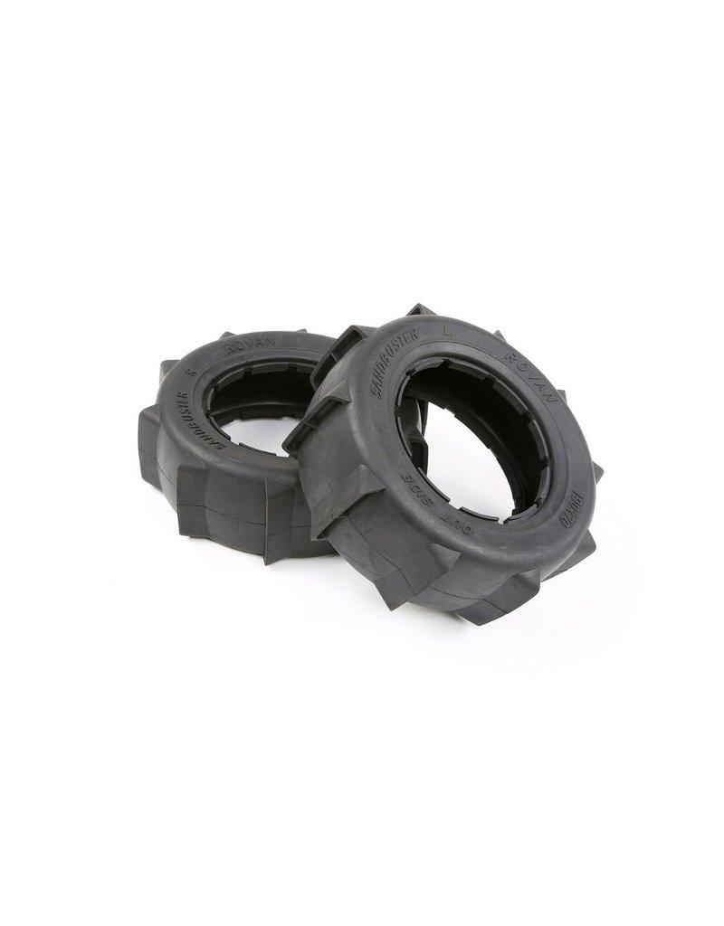 Rovan Sports 1/5 LT TRUCK sand tyres skin set 2pcs