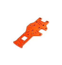 Rovan CNC Alu Rear lower frame plate / achter bodemplaat