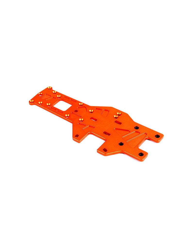 Rovan Sports CNC Alu Rear lower frame plate / achter bodemplaat