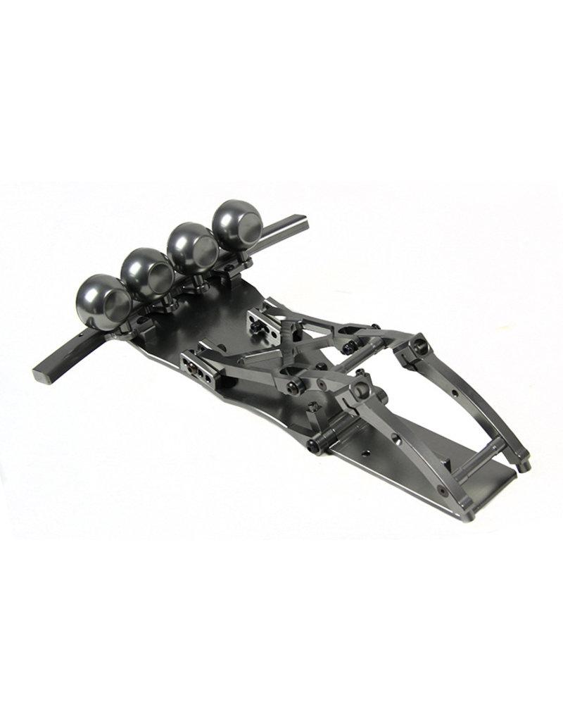 Rovan 5T/5SC CNC Metal front bumper kits