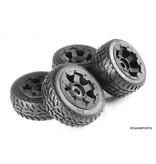 Rovan Sports 5B whole set of new road tires (4pcs) 170x60 + 170x80