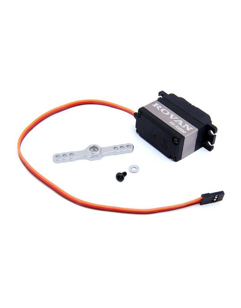 Rovan Sports 20 kg digital throttle servco (with CNC servo arm)