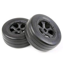 Rovan LT slick tires(univeral to Baja 4WD/LT/ Losi) 180x70 2 pc.