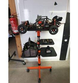 Mobile workstation for RC car