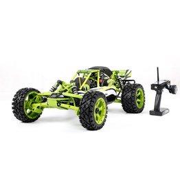 Rovan Rovan Q-BAHA-TOP in groene of rode variant met 36cc motor
