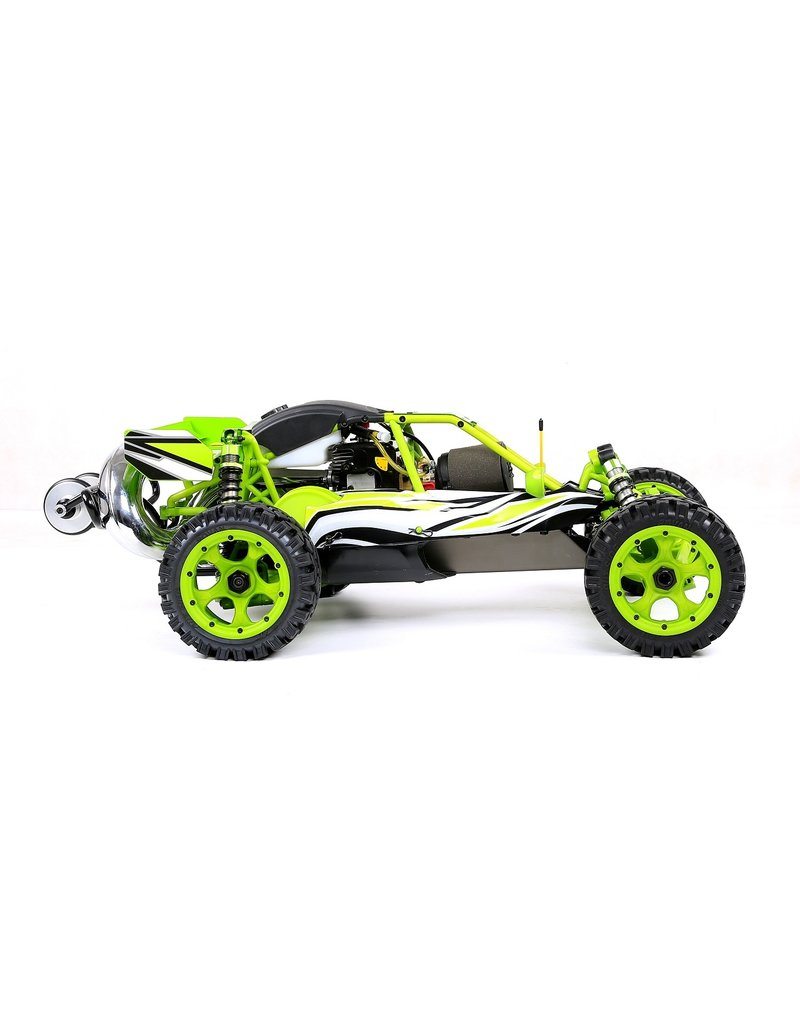 Rovan  Rovan Q-BAHA -TOP option green or red color with 36cc engine