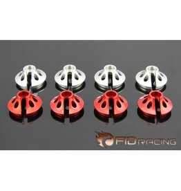 FIDRacing Alloy Spring Perch 4pcs