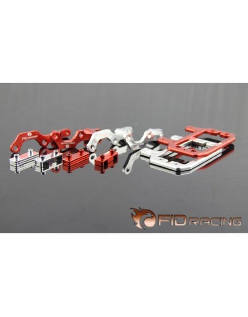 FIDRacing LOSI 5IVE-T strengthen throttle servo mount