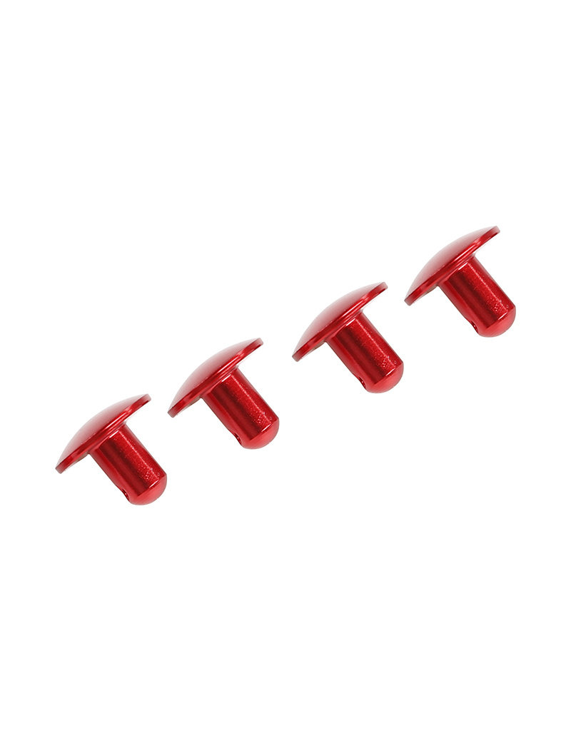 Rovan Sports CNC alloy  bevestigingspinnetjes voor bodemplaat (4 stuks)