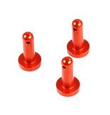 Rovan Sports CNC alloy fixing bolts for fuel tank (3pcs.)