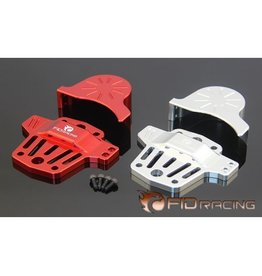 FIDRacing 5IVE T Center differential brace V2 & gear cover