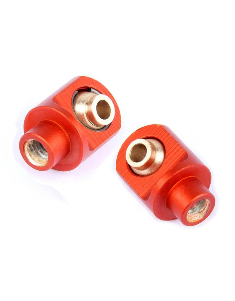 Rovan CNC 6mm metal lower cap of shock (2pc.)