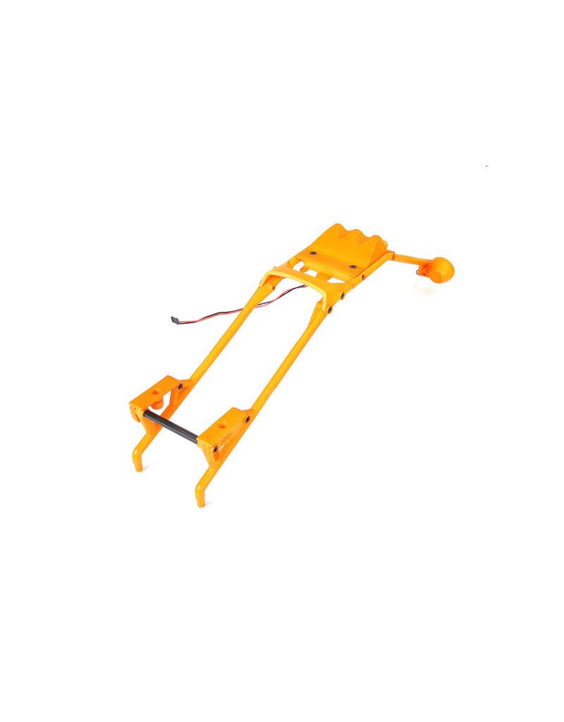 Rovan BAHA nieuwe nylon rolkooiset met LED-lichtset (oranje)