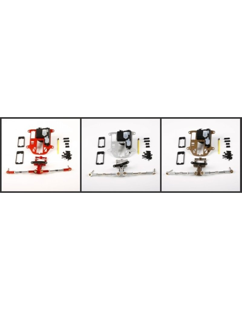 Rovan CNC alloy symmetric steering gear kits