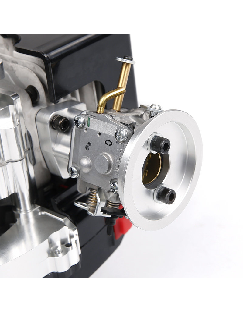 Rovan  71cc four fixed two stroke air cooled engine (Walbro WJ71 carburator and NGK spark plug) for BAHA and Losi
